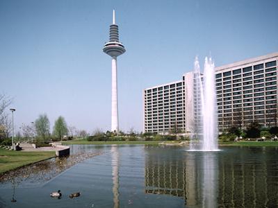 MZF_Bundesbank m. Fermeldeturm